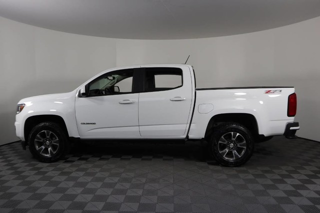 Pre Owned 2017 Chevrolet Colorado 4wd Z71