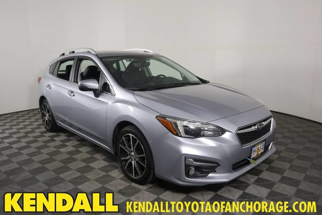 Pre-Owned 2018 Subaru Impreza Limited