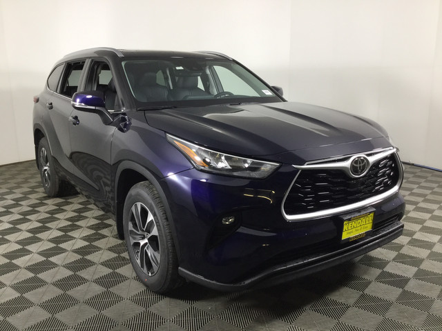 Certified Pre-Owned 2020 Toyota Highlander XLE