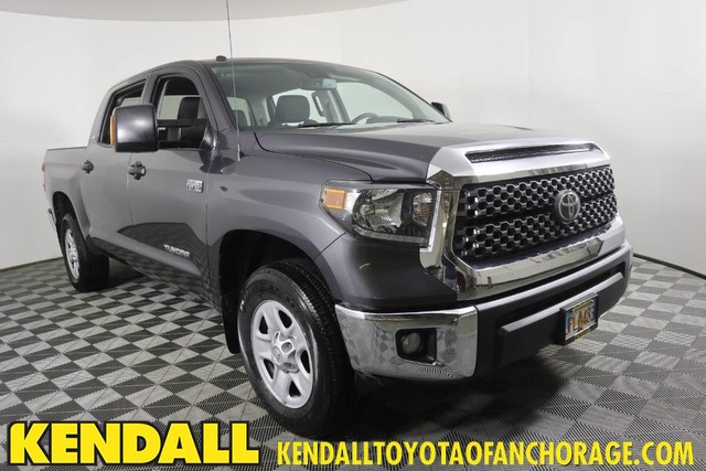 Certified Pre-Owned 2019 Toyota Tundra 4WD SR5