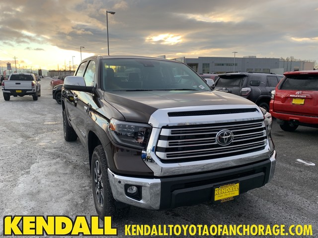 New 2020 Toyota Tundra Limited
