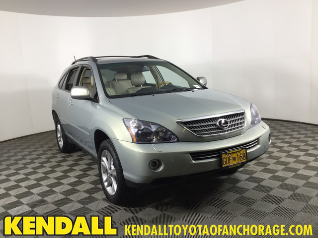 Pre-Owned 2008 Lexus RX 400h