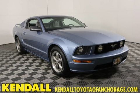 Pre-Owned 2006 Ford Mustang GT Deluxe