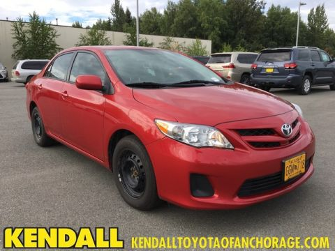 Certified Pre-Owned 2011 Toyota Corolla LE