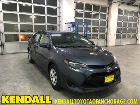 New 2019 Toyota Corolla Base Model