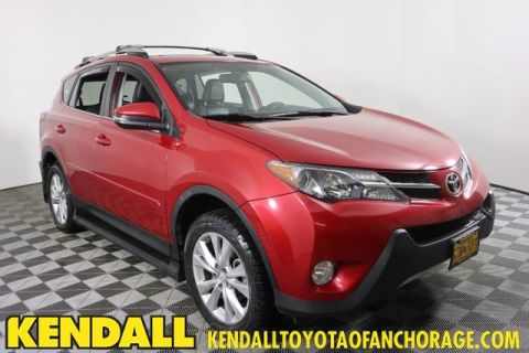 Certified Pre-Owned 2014 Toyota RAV4 LTD