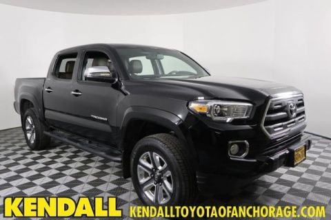 Certified Pre-Owned 2017 Toyota Tacoma LMT