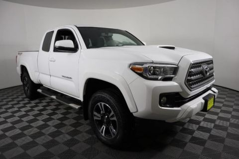 Certified Pre-Owned 2017 Toyota Tacoma TRS