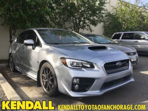 Pre-Owned 2016 Subaru WRX STI Limited