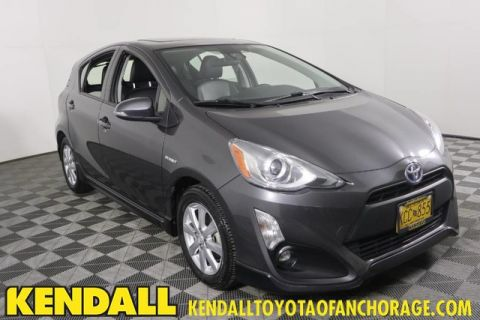 Pre-Owned 2017 Toyota Prius c Four